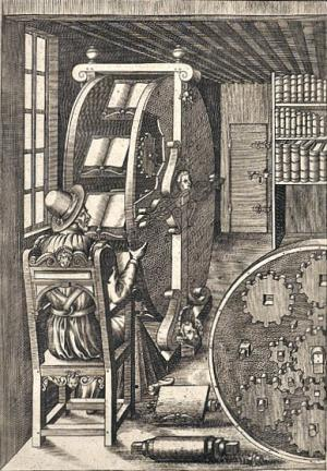 Ramelli's Bookwheel