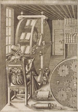 ramelii's book wheel