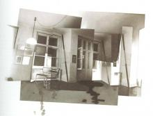 Richard Hamilton, Berlin interior (1979)